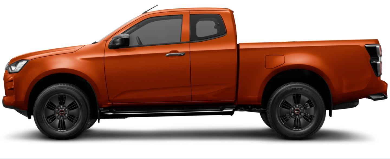 Valencia orange Metallic
