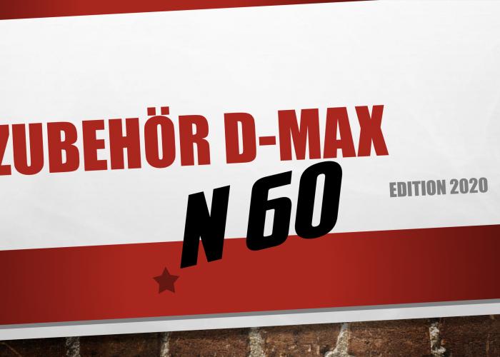 Zubehör Katalog Isuzu D-Max