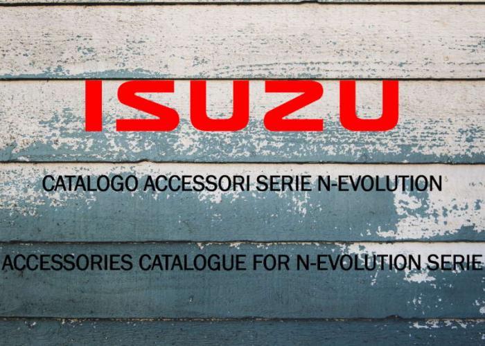Catalogo accessori Serie N