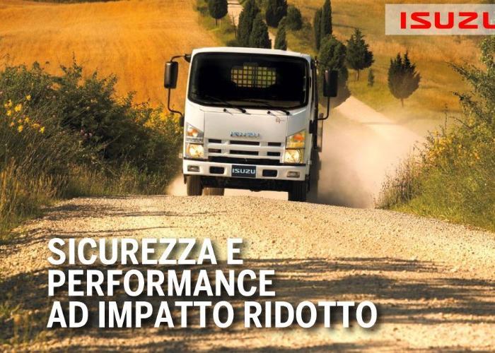 Isuzu sostenibilità veicoli commerciali