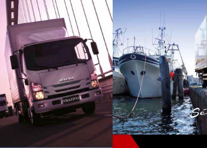 Isuzu Truck Catalogo 2018