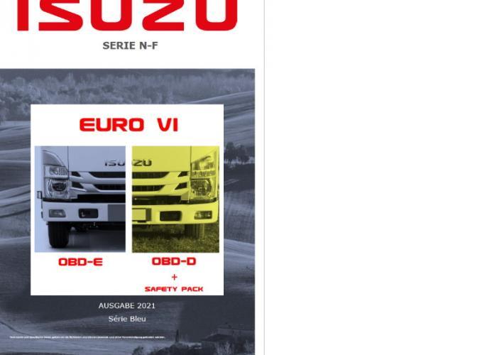 Preiseliste N-Serie und F-Serie OBD-D Safety Pack und OBD-E