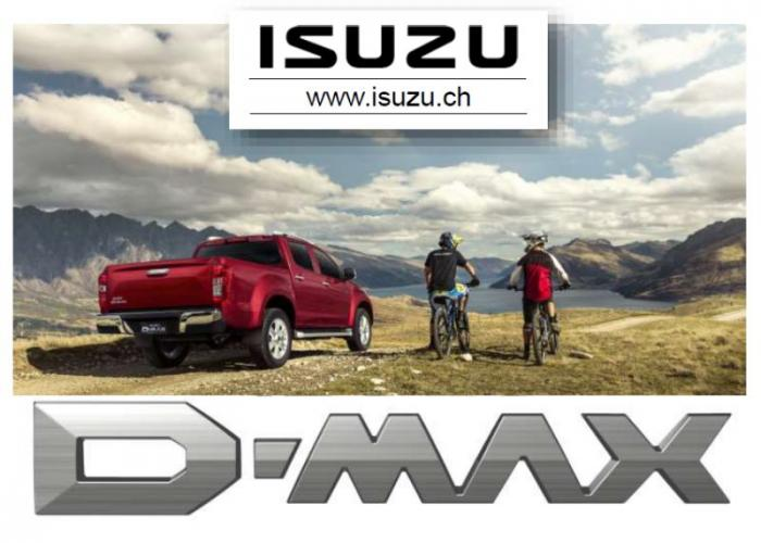 Katalog Isuzu D-Max April 2019