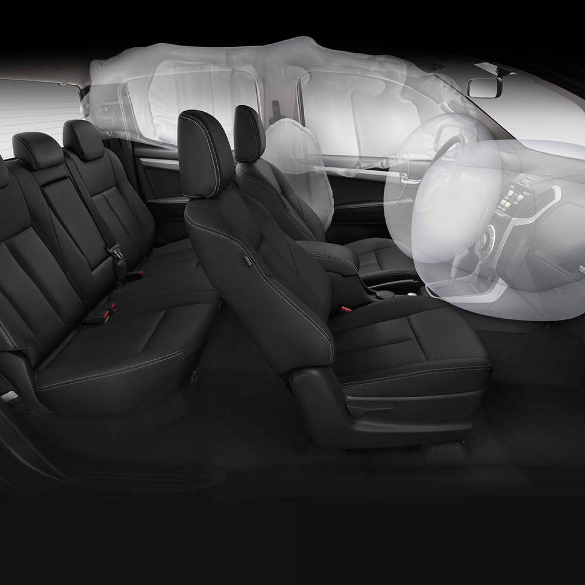 Image icon Interior_side Leather Seat 6 Airbags
