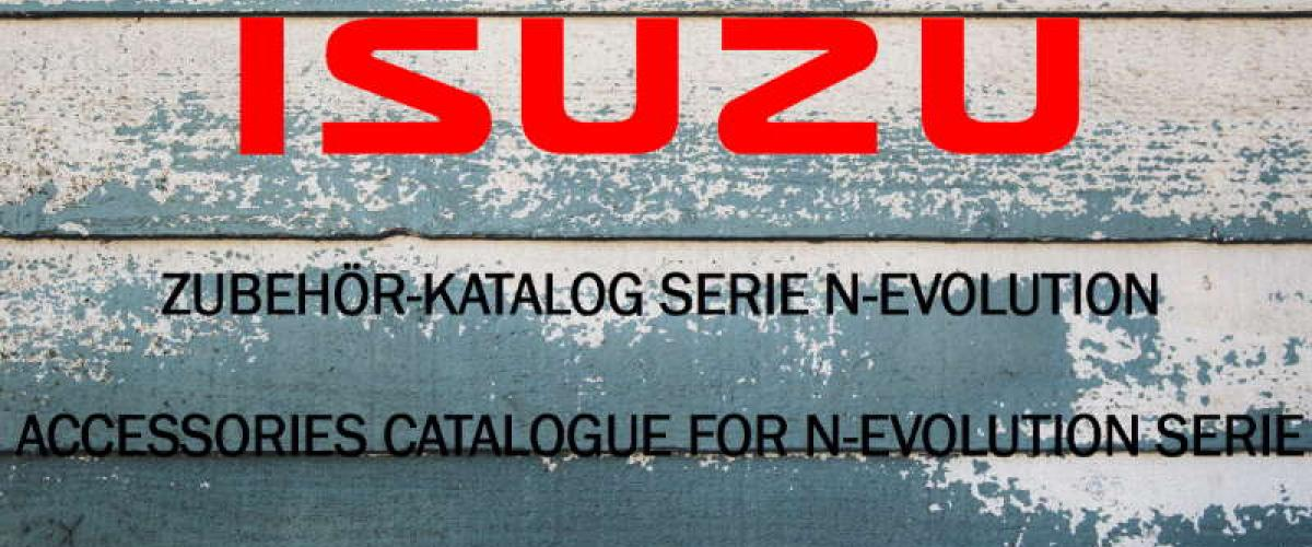 Zubehör Katalog Serie N